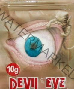 Devil Eye Strawberry Platinum