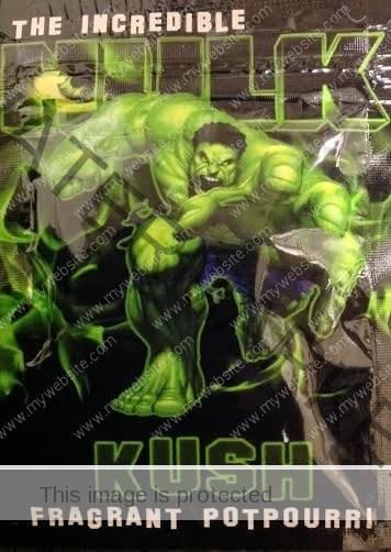 Hulk Kush Platinum Blend
