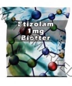 Buy Etizolam 1mg Blotters