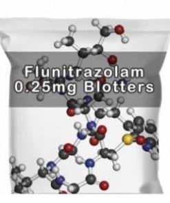 Order Flunitrazolam 0.25mg Blotters